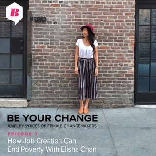How Job Creation Can End Poverty With Elisha Chan