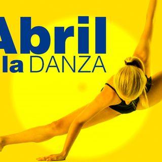 Calendario de Danza en Abril