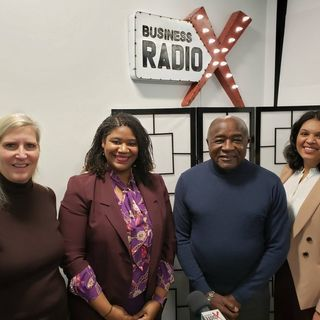 Author Carl Ware, Nermin Jasani with Highland Oak Group, Dr. Crystal Champion with Eminence Physical Therapy and Karen Beavor with GCN