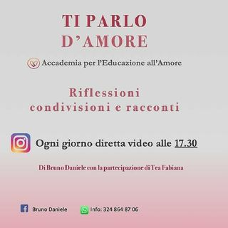 TI PARLO D'AMORE seconda puntata 7 Aprile 202p