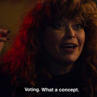 Voting! What a Concept!