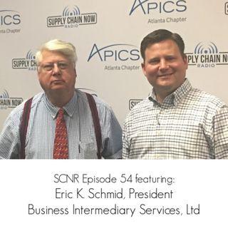 Supply Chain Now Radio Episode 54