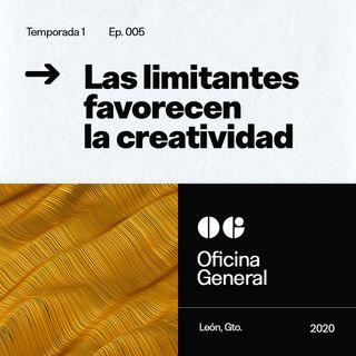 Las limitantes favorecen la creatividad - Entrevista con Raúl Cruz