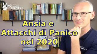 Ansia e Attacchi di panico nel 2020 (cosa accadrà)