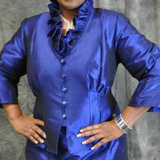 """""""From Pain to Purpose"""" with Pastor Nedra - Pregnant With Purpose"""