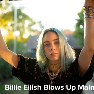 Billie Eilish Blows Up Mainstream; No Host at Emmys? Part 2 with Larry Namer : KOP 06.13.19