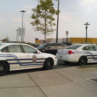 Mondawmin Update - Heavy Police Presence