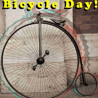 Bicycle Day!