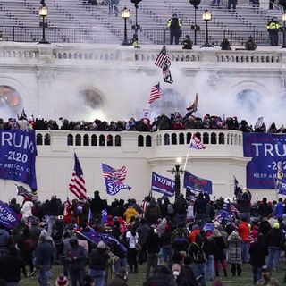 Episode 1199 - Did Trump Incite A Riot? And, Kentucky Resolutions Of 1798 = Nullification