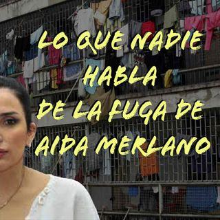 02. Lo que nadie habla de la fuga de Aida Merlano