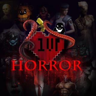 1 UP 25 - Jogos de Terror