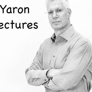 Yaron Lectures: The Morality of Finance Hosted by the Adam Smith Institute