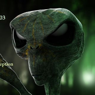 Episode 103 - FALLEN ANGELS The Coming Alien Deception with Scott Mitchell