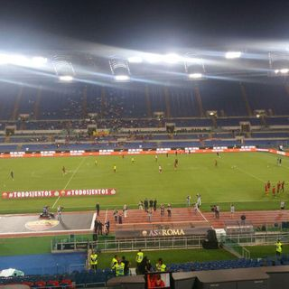 ON AIR - Roma-Chapecoense live dallo stadio Olimpico di Roma