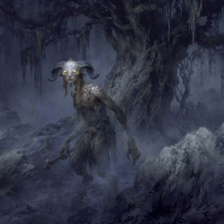 1. El hombre cabra