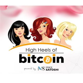 High Heels of Bitcoin #33 | Rachel Wolfson