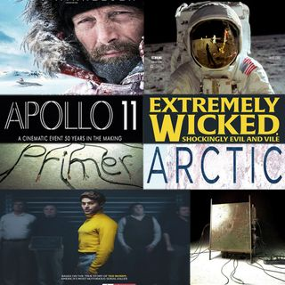 Week 116: (Apollo 11 (2019), Arctic (2018), Extremely Wicked, Shockingly Evil and Vile (2019), Primer (2004))