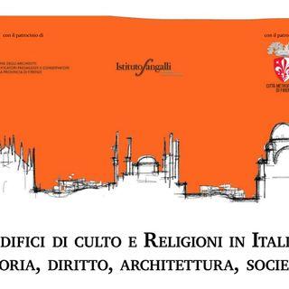 "Convegno ""Edifici di culto"" a Firenze"