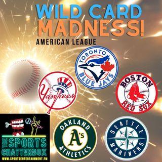 Wild Cards & Week Three.