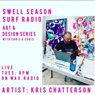 Art & Design Series Ep. 1:  Kris Chatterson