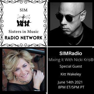 Mixing It with Nicki Kris - Billboard charting Musician/Producer Kitt Wakeley