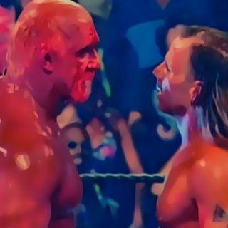 Iconic Wrestling Hogan Michaels John Scott x2