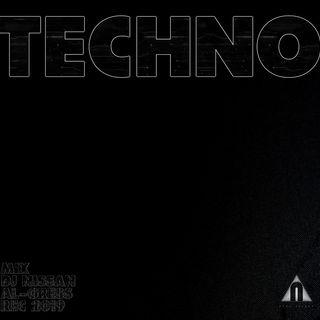 TECHNO SESION BY DJ NISSAN ALVAREZ GRESS -REC 2019