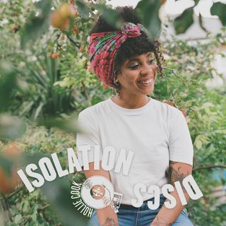 Thekla Isolation Discs - Hollie Cook TID009
