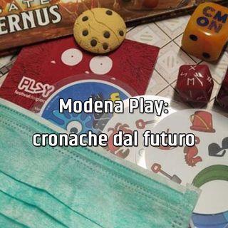Modena Play: cronache dal futuro