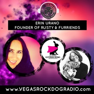 Erin Urano Founder of Rusty and Furriends