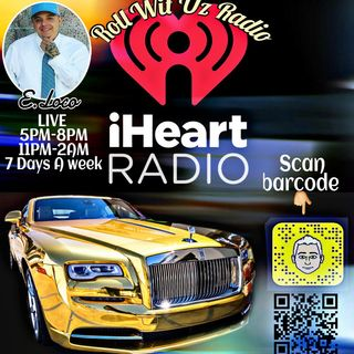 ROLL WIT UZ RADIO  LIVE WITH ERIC LOCO
