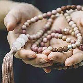 Qué y como es un Japa Mala o un Rosario Budista