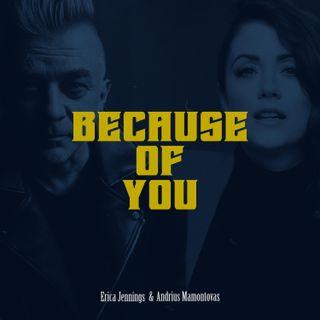 GERO RYTO ISTORIJOS | Erica Jennings ir Andrius Mamontovas pristato bendrą dainą
