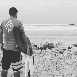 Histórias do bodyboarding paranaense e ondas de Matinhos