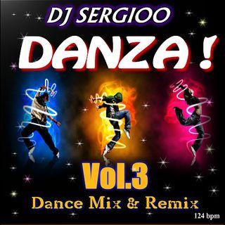 Danza! vol.3 Dance Mix & Remix