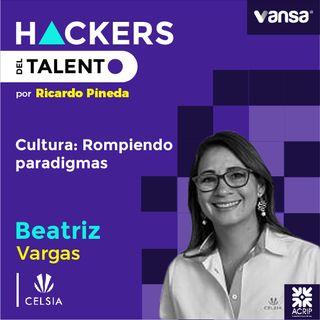 042. Cultura: rompiendo paradigmas - Beatriz Vargas  (Celsia)  -  Lado A