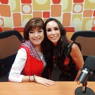 """Inés Gómez Mont nos platicó de """"Familias Frente al Fuego, desafío en la cocina"""""""