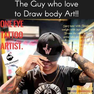 TLM_Arts in Tattoo wif Tirana