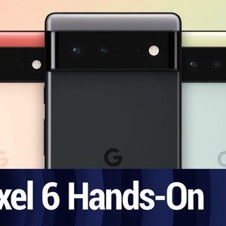 Tech Break: Pixel 6 Hands-On