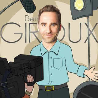 DB 072: Ben Giroux, Comedic Actor/Director, On Laughing While Living Your Dreams