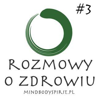 ROZ 003 - Jak dbać o swoje jelita i pozbyć się alergii - Bożena Kropka