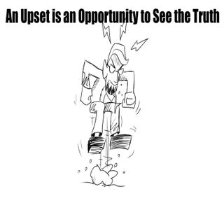 Ep 101 An Upset is an Opportunity 2 C the Truth