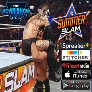 WWE Summerslam 2016 Aftershow 8-21-16