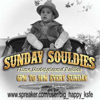 16 Sunday Souldies #48
