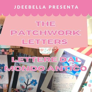 The patchwork letters