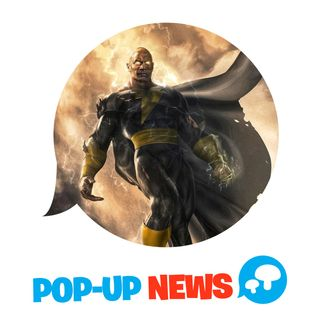 Black Adam VS Avatar 2 - POP-UP NEWS