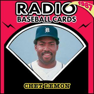 Chet Lemon Recalls Worst Moment of His Greatest Season