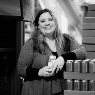 Ep. 38 - Libby Crider of 2nd Shift Brewing