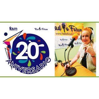 20 AÑOS FORUM ANDALUCÍA: Ana T Mora,