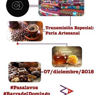 Primera entrega del programa especial de La Primera Feria Artesanal 2018 de Fundación ADO